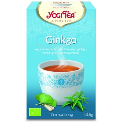 Yogi Tea Ginkgo