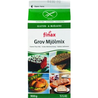 Finax Bruine Bakmix