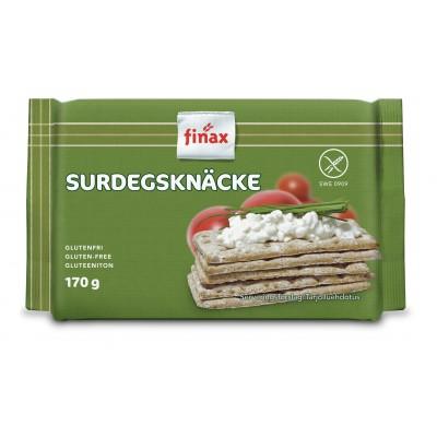 Finax Knackebrod Zuurdesem