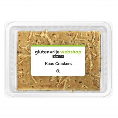 Glutenvrije Webshop Basics Kaas Crackers