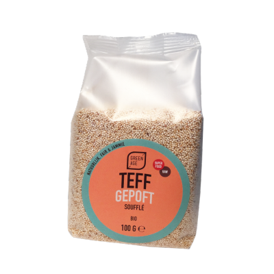 Green Age Teff Gepoft