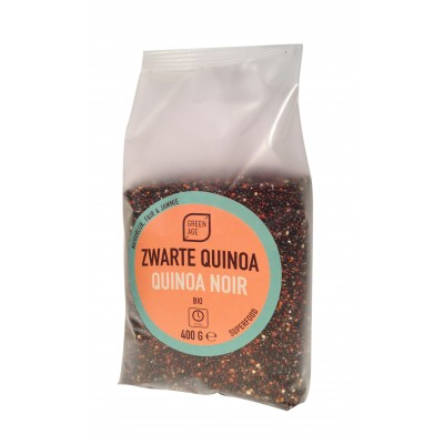 Green Age Zwarte Quinoa