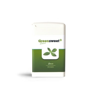 Greensweet Stevia Zoetjes 200 Stuks