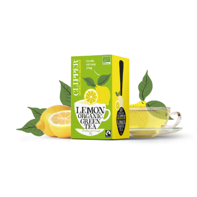 Clipper Green Tea Lemon