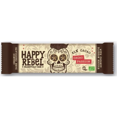 Happy Rebel Dark Chocolate Cacao Passion