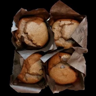 Heja Chocolade Muffins