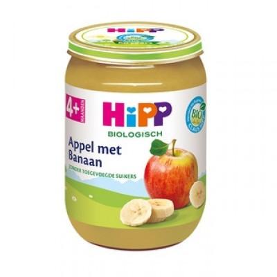 HiPP Appel Banaan 4+ Maanden