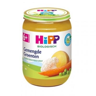 HiPP Gemengde Groenten 6+ Maanden