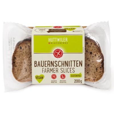 Huttwiler Boeren Brood Gesneden