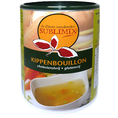 Sublimix Kippenbouillon 225 gram
