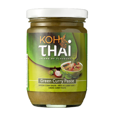 Koh Thai Green Curry Paste (pot)