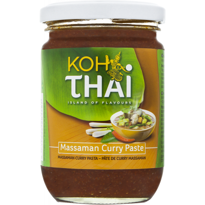 Koh Thai Massaman Curry Paste (pot)