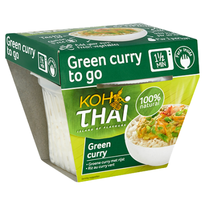 Koh Thai Green Curry To Go