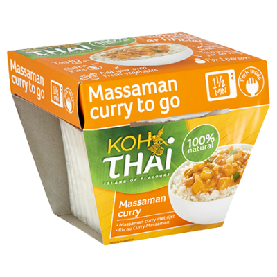 Koh Thai Massaman Curry To Go