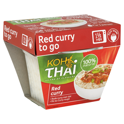Koh Thai Red Curry To Go