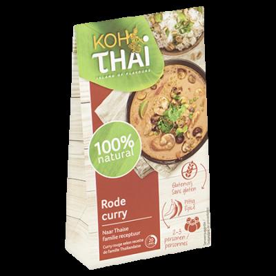 Koh Thai Rode Currypasta (zakje)
