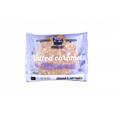 Kookie Cat Salted Caramel Almond