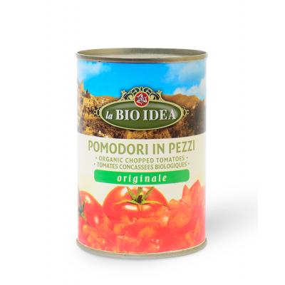 La Bio Idea Tomaten Stukjes