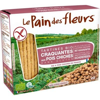 Le Pain des Fleurs Kikkererwten Crackers