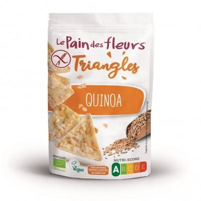 Le Pain des Fleurs Triangles Quinoa