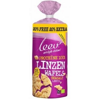 Leev Linzenwafels Zeezout