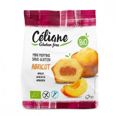 Les Recettes de Céliane Mini Muffins Abrikoos