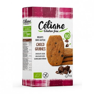 Les Recettes de Céliane Ontbijtkoekjes Chocolade