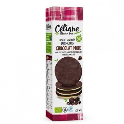 Les Recettes de Céliane Zandkoekjes Met Pure Chocolade