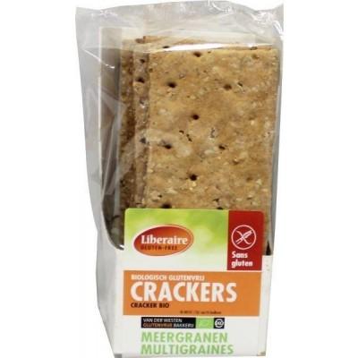 Liberaire Crackers Meergranen