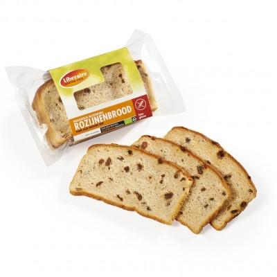 Liberaire Rozijnenbrood