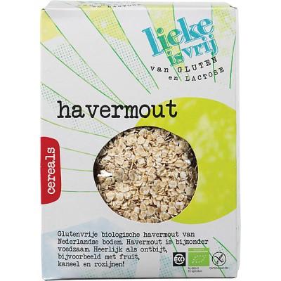 Lieke is vrij Havermout