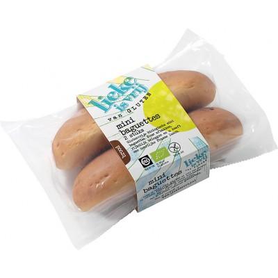 Lieke is vrij Mini Baguettes