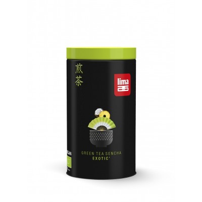 Lima Green Tea Sencha Exotic