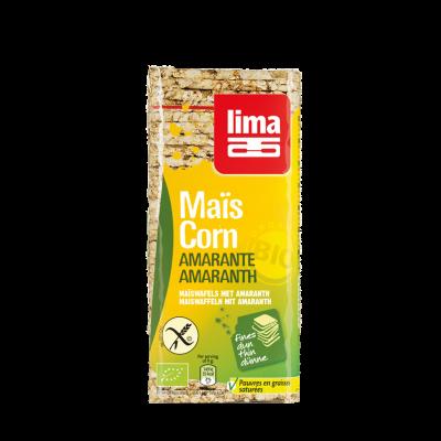 Lima Maiswafels Met Amaranth Dun