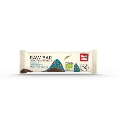 Lima Raw Bar Cacao Peppermint
