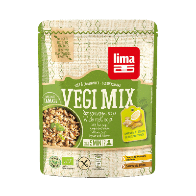 Lima Vegi Mix Gember Wilde Rijst & Soja