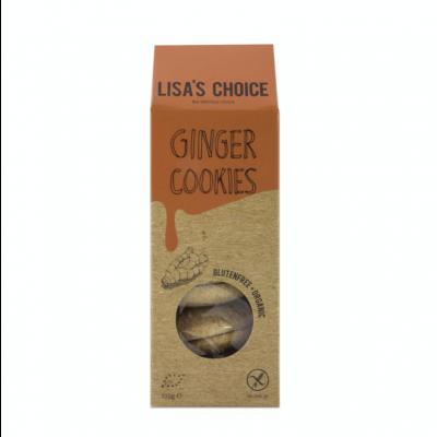 Lisa's Choice Ginger Koekjes