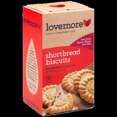 Lovemore Shortbread Biscuits