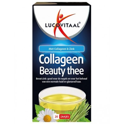Lucovitaal Collageen Beauty Thee