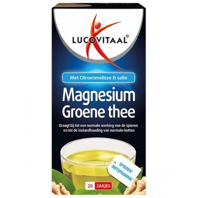 Lucovitaal Magnesium Groene Thee