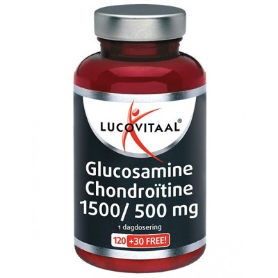 Lucovitaal Glucosamine Chondroïtine