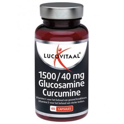 Lucovitaal Glucosamine Curcumine