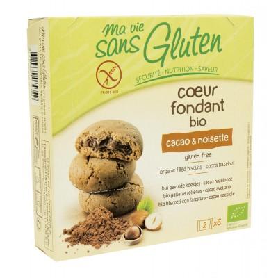 Ma Vie Sans Gluten Gevulde Koekjes Cacao Hazelnoot