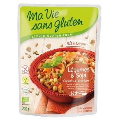 Ma Vie Sans Gluten Groenten & Soja Oosterse Wijze