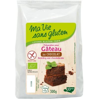 Ma Vie Sans Gluten Cakemix Chocolade
