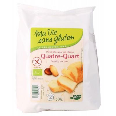 Ma Vie Sans Gluten Quartre Quart Cake Mix