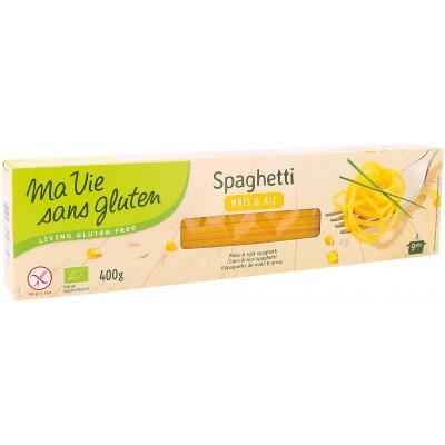 Ma Vie Sans Gluten Spaghetti Mais Rijst