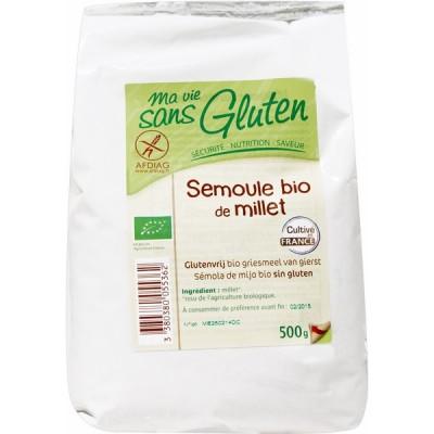 Ma Vie Sans Gluten Griesmeel Van Gierst