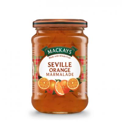 Mackays Sevilla Sinaasappel Marmelade