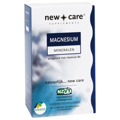 New Care Magnesium 120 Capsules